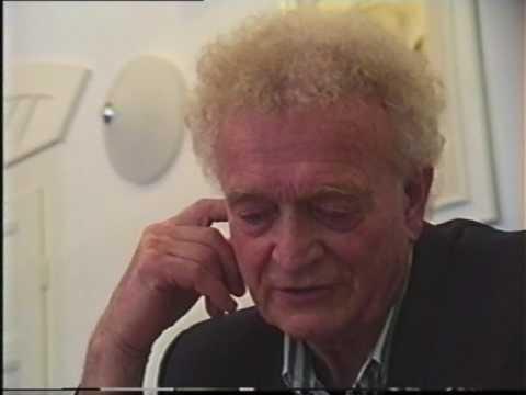 Kónya Sándor operaénekes Sarkad díszpolgára-1996. (a sajtótájékoztató végén megnevettettem)