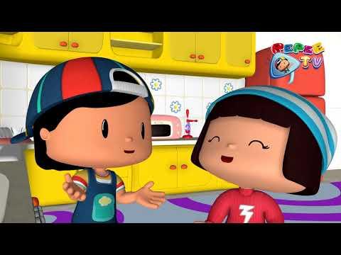 Pepee - Dünyayı Keşfet - Leliko Çocuk Şarkıları - Pepe Çocuk Şarkıları & Çizgi Film | Düşyeri