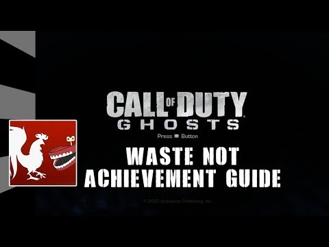 Call of Duty: Ghosts - Waste Not Guide | Rooster Teeth