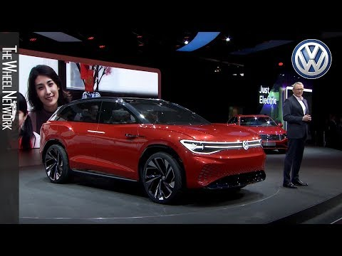 Volkswagen Press Conference at the 2019 Shanghai Auto Show