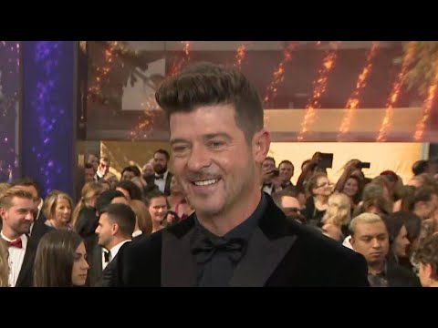 Jo Jo - Robin Thicke Talks About What He's Doing!