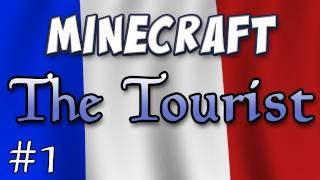 Minecraft - The Tourist - Part 1, The Basilica