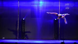 Oliwia Prędki - I place Juniors - Pole Dance Show 2019