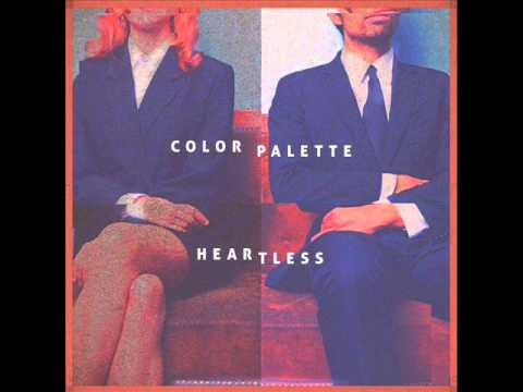 Color Palette - Heartless
