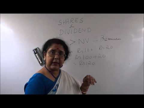 I.C.S.E.  Maths - Shares & Dividends - Class 9 & 10