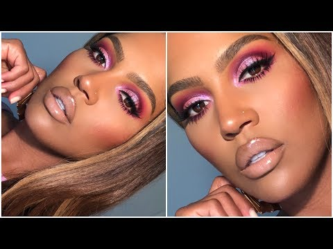 NEW! COLOURED RAINE X POWER MAKEUP COLLECTION | SHAYLA thumbnail