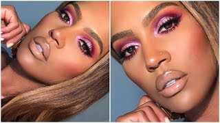 NEW! COLOURED RAINE X POWER MAKEUP COLLECTION | SHAYLA
