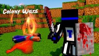 Minecraft Colony Wars : Играем за протектора #26