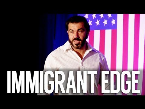 The Immigrant Edge - Why Immigrants are More Likely To Succeed (FULL STORY)