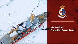 We are the Canadian Coast Guard