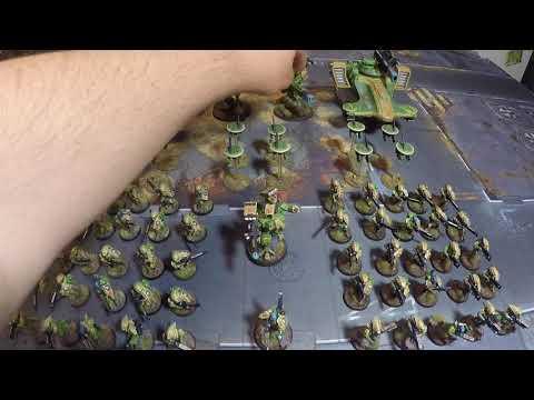 40k Tau tactics, list building 8th edition 40k battle reports