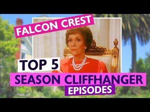 Falcon Crest Top 5 Cliffhangers
