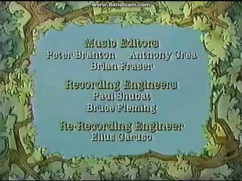 Little Bear End Credits (1996)
