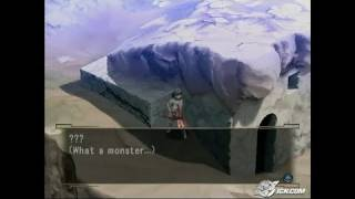 Stella Deus: The Gate of Eternity PlayStation 2 Gameplay -