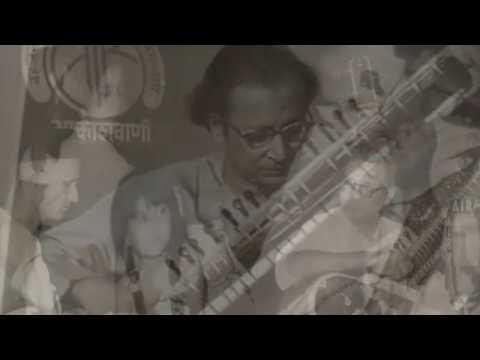 Sitar Samrat Nikhil Banerjee: Raga Puriya Dhaneshree: 1983: Rabindra Sadan Kolkata