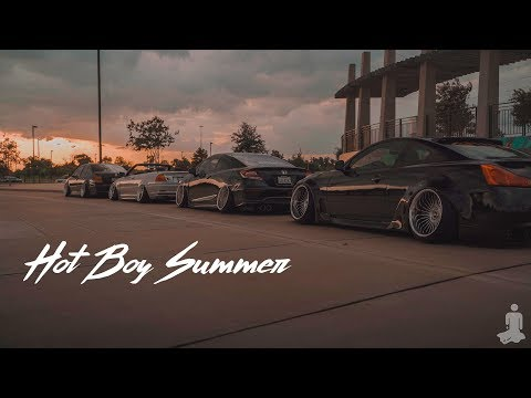 Hot Boy Summer // Stanced Cars In Houston // Bangers Miami