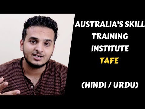 Australia's  Best Institute TAFE - Technical And Further Education Institutions