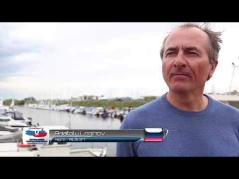 Gazprom Dragon European Championship 2016. Day 2