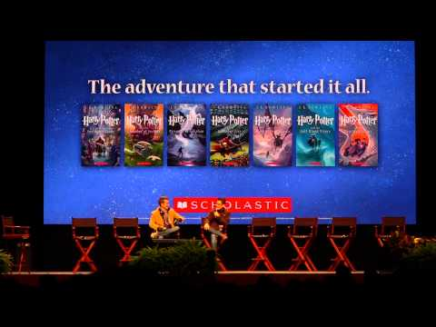 Kazu Kibuishi '15th Anniversary' Harry Potter Cover Artist Interview at Universal Orlando