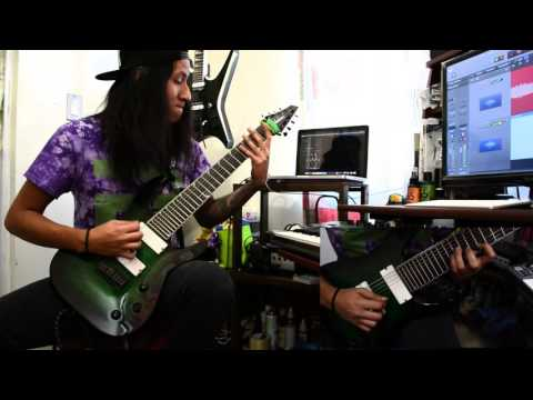Periphery - The Walk (Guitar cover - Missael Salas)