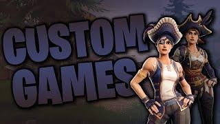 Fortnite Custom Games!🔥 Customs! Road to 1300!⚡ | Enulen [LIVE]