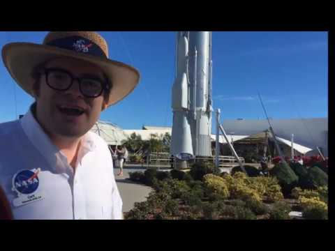 Kennedy Space Centre Live stream ReCap Day 1 - Rockets,Spheres and Communicators