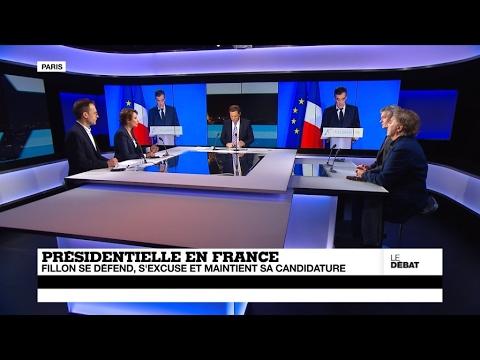 Présidentielle en France : Fillon s'excuse et maintient sa candidature (partie 2)