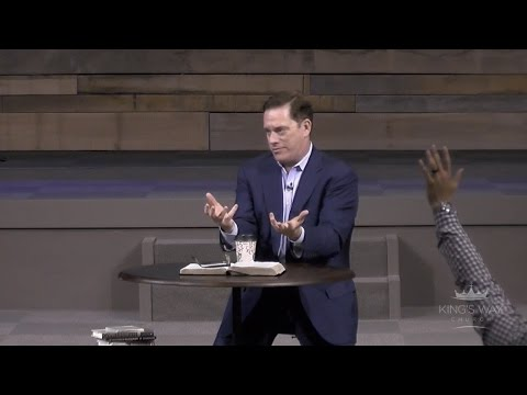"""""""The Welsh Revival & Azusa Street Revival"""" God's Generals Session 4 with Roberts Liardon"""