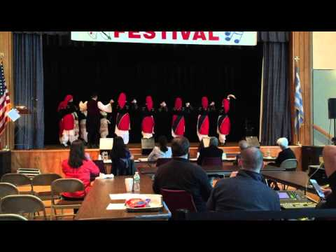 Wyckoff GOYA Greek Dance: Sights and Sounds 2016