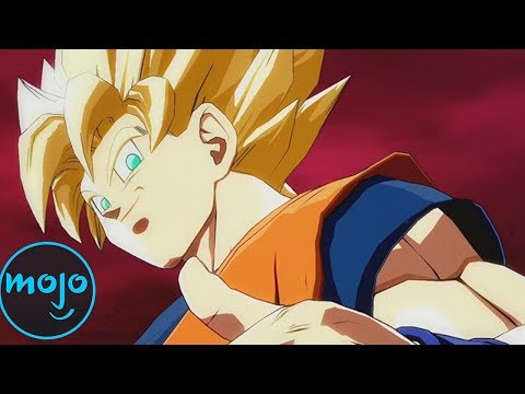 Top 10 Dragon Ball Z Games!