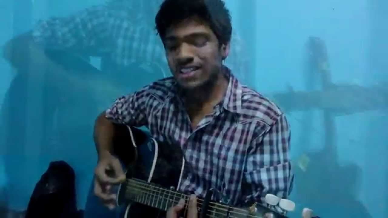 Jeena Jeena guitar cover : Atif Aslam : Badlapur - YouTube