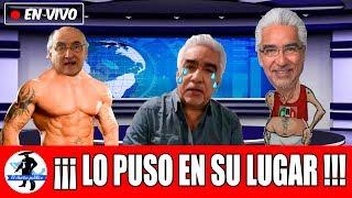 Dr. Alfredo Jarife despedaza a Ricardo Alemán en Redes sociales thumbnail