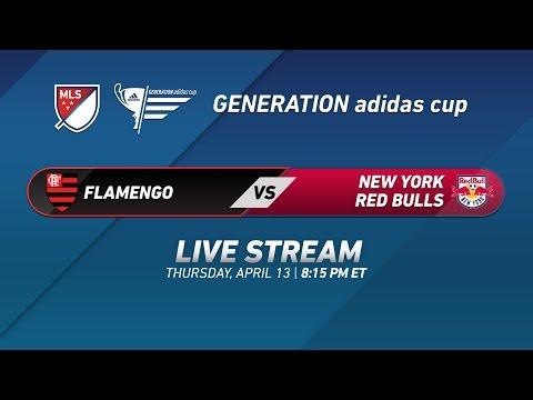 Flamengo vs. New York Red Bulls | 2017 Generation adidas Cup
