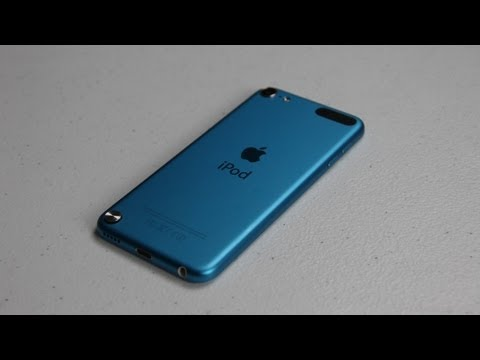 Review Ipod Touch 5g Blue