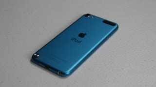 Review: iPod Touch 5G (Blue)