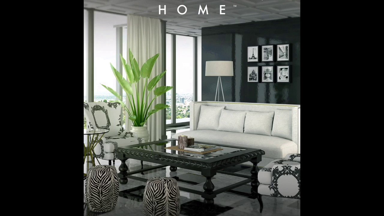 DESIGN HOME THE GAME! - YouTube