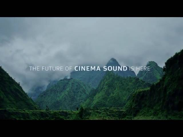 New Compilation Dolby Atmos Trailers and Sound Test