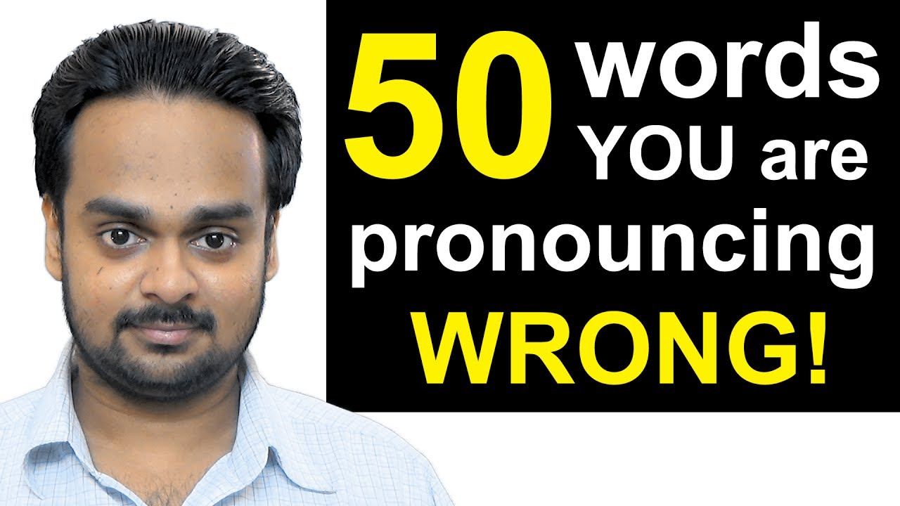 Words Youre Pronouncing WRONGLY Right Now Top - 22 place names youve been pronouncing wrong