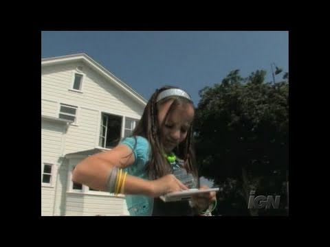 Hannah Montana: Music Jam Nintendo DS Trailer -
