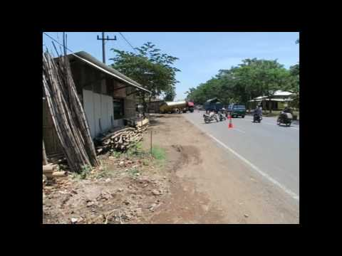 Bicycle Touring From Besuki to Pasuruan Indonesia