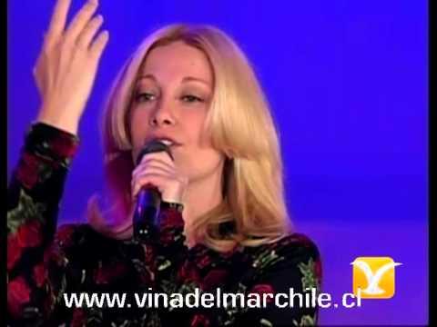 Ana Cirré, Casi Perfecto, Festival De Viña 1997