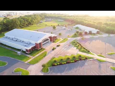 Bossier Parish Community College Campus