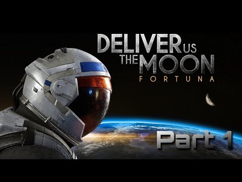 DELIVER US THE MOON - Part 1 | Launch Sequence |