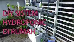 HYDROPONIC MALAYSIA l DIY DIRUMAH SENDIRI