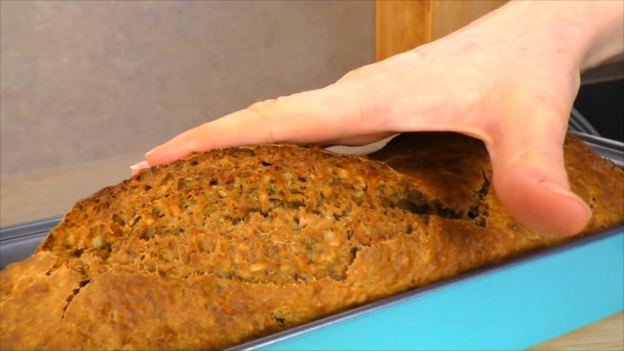 Аромат сбивает с ног! Хлеб без дрожжей! Этот рецепт хлеба перевернет ваше сознание!