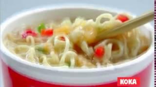 KOKA No MSG Cup Noodles (English)
