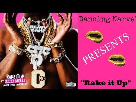 DANCING NARVE' | RAKE IT UP | OFFICIAL DANCE VIDEO