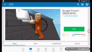 We play roblox with my partner uri