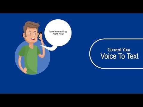 Speech To Text   Text To Speech