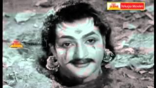Bhookailas Telugu Full Movie Part -15,  NTR, ANR, Jamuna, Raja Sulochana